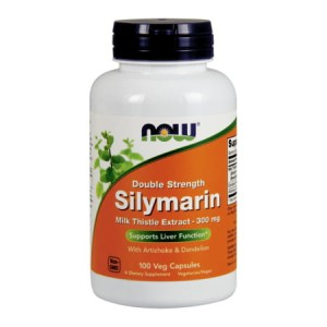 Silymarin, Double Strength 300 mg