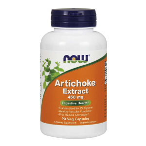 Artichoke Extract 450 mg/90 kaps. (Now Foods)