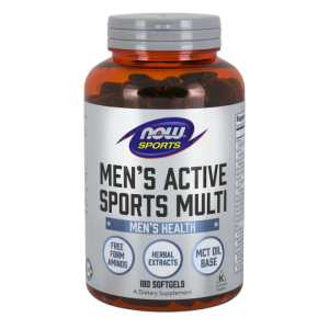 Mens Extreme Sports Multi - 180 kaps. (Now Foods)