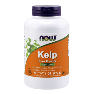 Kelp Powder, Organic 227 g (Now Foods)