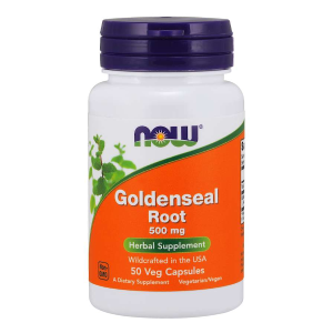 Goldenseal Root 500 mg/50 kaps.(Now Foods)