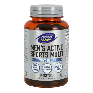 Mens Extreme Sports Multi - 90 kaps. (Now Foods)