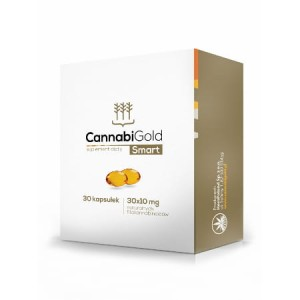 CannabiGold Smart  30 kaps.
