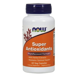Super Antioxidants 60 Veg Capsules