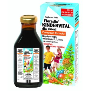 FLORADIX Kindervital 250 ml