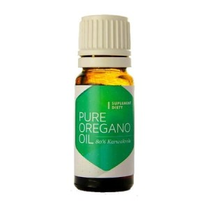 Pure Oregano Oil 10 ml (Hepatica)