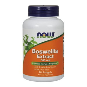 Boswellia Extract 500 mg/90 Softgels