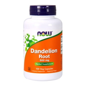 Dandelion Root 500 mg/100 vcaps.