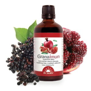 Granaimun 100 ml (Dr Jacobs)