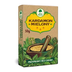 Kardamon mielony 50 g