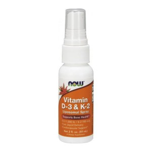 Vitamin D-3 & K-2 Liposomal Spray 59 ml