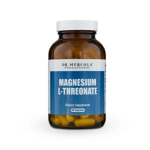 Magnez L-Threonate (dr Mercola) 90 kaps.