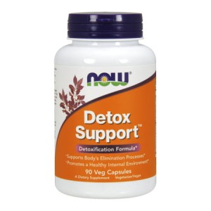 Detox Support 90 kaps. (Now Foods)