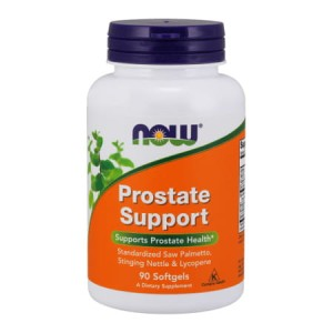 Prostate Support 90 kaps. (Now Foods)