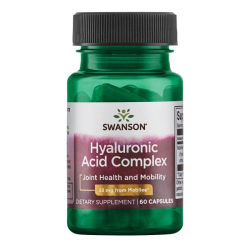 Hyaluronic Acid Complex 60 caps.